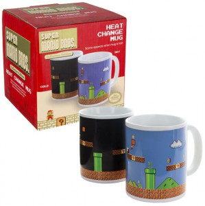 Подарок Чашка-хамелеон Paladone Nintendo (GIFPAL081)
