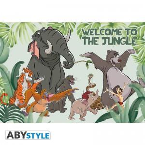 Подарок Постер ABYstyle Disney 'Jungle Book', 91.5x61 см (ABYDCO531)