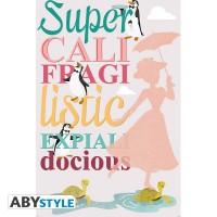 Подарок Постер ABYstyle Disney 'Mary Poppins', 91.5x61 см (ABYDCO532)