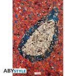 Подарок Постер ABYstyle Marvel 'Spider-Man's eye', 91.5x61 см (ABYDCO561)