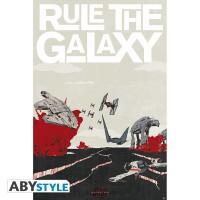 Подарок Постер  ABYstyle Star Wars 'Rule The Galaxy', 91.5x61 см (ABYDCO470)