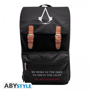 Рюкзак Abystyle Assassin's Creed XXL Backpack (ABYBAG348)