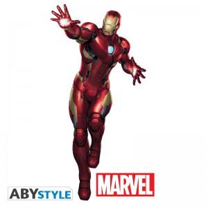 фото Наклейка ABYstyle Marvel - Iron Man (Железный человек), блистер (ABYDCO437) #2