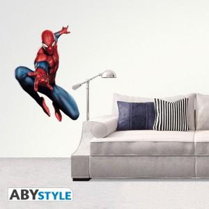 Подарок Наклейка ABYstyle Marvel - Spider-Man (Человек-паук), блистер (ABYDCO438)