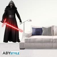 Подарок Наклейка ABYstyle Star Wars 'Kylo Ren (Кайло Рен)', блистер (ABYDCO339)