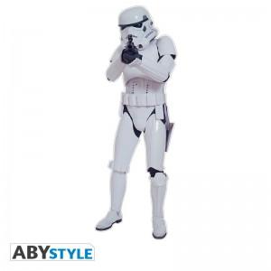 Подарок Наклейка ABYstyle Star Wars 'Stickers Storm Trooper (Штурмовик)', блистер  (ABYDCO030)