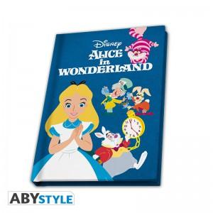 фото Подарочный набор ABYstyle Disney Alice (Алиса) - чашка 320 мл + брелок + блокнот (ABYPCK137) #7