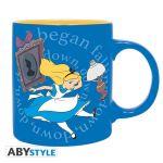 фото Подарочный набор ABYstyle Disney Alice (Алиса) - чашка 320 мл + брелок + блокнот (ABYPCK137) #2