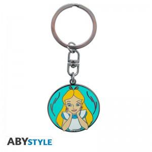 фото Подарочный набор ABYstyle Disney Alice (Алиса) - чашка 320 мл + брелок + блокнот (ABYPCK137) #3