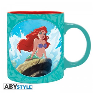 фото Подарочный набор ABYstyle Disney Little Mermaid (Русалочка) - чашка 320 мл + брелок + блокнот (ABYPCK138) #2