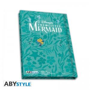 фото Подарочный набор ABYstyle Disney Little Mermaid (Русалочка) - чашка 320 мл + брелок + блокнот (ABYPCK138) #6