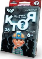 Настольная игра  Danko toys 'Кто я (мини)' (HIM-03-01)