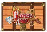 Настольная игра  Danko toys 'Русское лото (деревянные бочонки)' (G39)