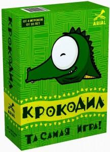 Настольная игра Arial 'Крокодил' (91119)