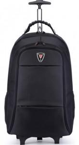 Рюкзак городской на колесах Sumdex 360 Black (CT-360Black)