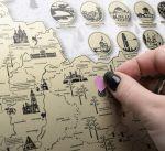 фото Скретч-карта України My Map Ukraine edition #15