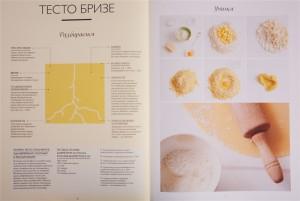 фото страниц Большая книга кондитера. Торты, пирожные, десерты. Учимся готовить шедевры #5