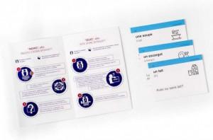 фото Настольная игра English Student Карточки для изучения французкого языка Для начинающих English Student A1 (59122619) #4
