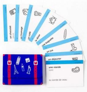 фото Настольная игра English Student Карточки для изучения французкого языка Для начинающих English Student A1 (59122619) #2