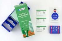 Настольная игра English Student Карточки для изучения разговорного итальянского языка English Student (41315843)
