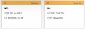 фото Настольная игра English Student Карточки для изучения разговорного польского языка English Student (39122656) #5