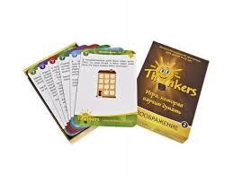 фото Настольная игра Finart Smart Solutions 'Thinkers 9-12 лет. Воображение' (Th-0902) #2