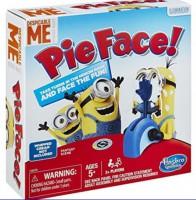 Настольная игра  Hasbro 'Пирог в лицо Миньоны (Pie Face Minions)' (89157)