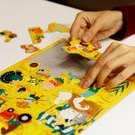 фото Настольная игра Пазл для детей English Student Ферма 30 шт (41315803) #3