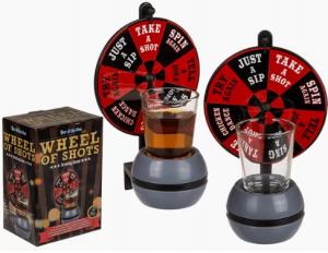 Подарок Алко-игра OOTB 'Wheel of Shots' колесо фортуны (93/2080)