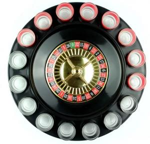 Подарок Алко рулетка Ningbo Evergreen на 16 рюмок (620128)