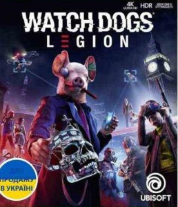Игра Ключ для Watch Dogs: Legion - RU