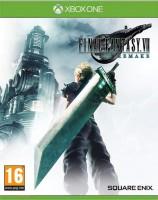 игра Final Fantasy 7 Remake Xbox One
