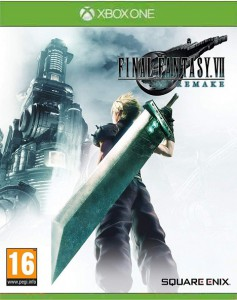 игра Final Fantasy 7 Remake Xbox One