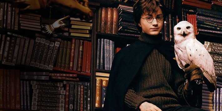 10 книг, похожих на цикл про Гарри Поттера