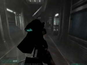 скриншот DOOM 3 XBOX 360 #11