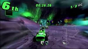скриншот Ben 10: Galactic Racing PS Vita #10