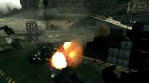 скриншот Armored Core: Verdict Day X-BOX #10