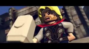 скриншот LEGO Marvel Super Heroes PS4 #9