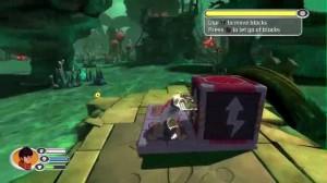 скриншот Invizimals Затерянный мир PS3 #9