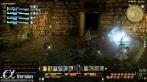 скриншот Final Fantasy XIV A Realm Reborn PS4 #10