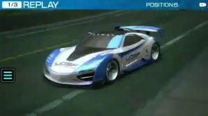 скриншот Ridge Racer PS Vita #9