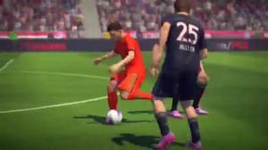 скриншот Pro Evolution Soccer 2015 PS4 + мяч PES15