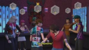скриншот The Sims 4: Веселимся вместе (PS4) #9