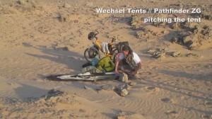 фото Палатка Wechsel Pathfinder 1 Zero-G Line песочная #6