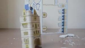 фото Объемная головоломка-конструктор 'Тауэрский мост' #2