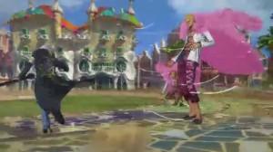 скриншот One Piece: Burning Blood PS4 - Русская версия #11