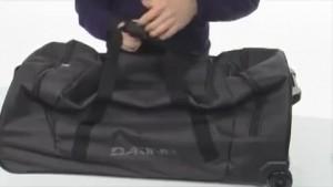 фото Сумка Dakine Wheeled Duffle 90L Black #7