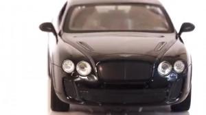 фото Машинка на радиоуправлении Meizhi 'Bentley Coupe'. Лицензия (MZ-2048o) #9