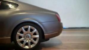 фото Машинка на радиоуправлении Meizhi 'Bentley Coupe'. Лицензия (MZ-2048o) #10