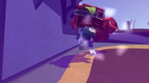 скриншот Tearaway Unfolded PS4 - Сорванец: Развернутая история - Русская версия #10